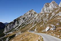 Mangart Saddle, Bovec, Slovenia