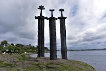 Sverd i fjell, Stavanger, Norway