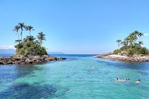 Botinas Island, Angra Dos Reis, Brazil