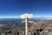 Humphrey's Peak Trail - San Francisco Peaks, Flagstaff, United States