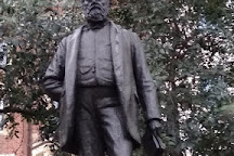 William Edward Forster Statue, London, United Kingdom