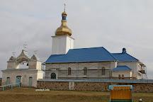 Church of the Assumption, Novy Svierzan, Belarus