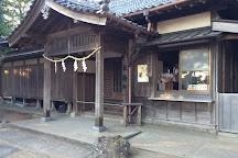 Tsurugaya Hachimangu, Tateyama, Japan