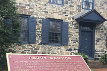 Parry Mansion, New Hope, United States