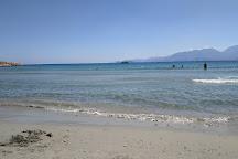Almyros Beach, Agios Nikolaos, Greece