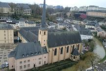 Church of Saint John the Baptist, Luxembourg City, Luxembourg
