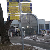 Станция  Michalovce žel. st.