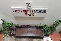 Batik Painting Museum Penang, Penang Island, Malaysia