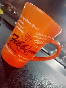 Fibbi Cafe karachi 24°52'49. 67°03'46.