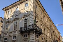 Palazzo Barolo, Turin, Italy