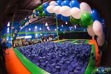 Outer Limitz Trampoline Arena, Orlando, United States