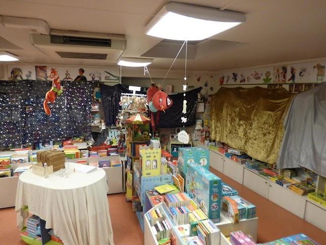 Librairie Le Divan Jeunesse