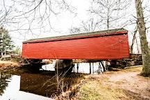 Loy's Station Covered Bridge, Thurmont, United States