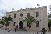 Church of Saint Titus, Heraklion, Greece
