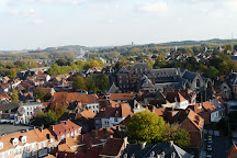 The Belfry of Tournai, Tournai, Belgium