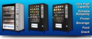 Robinsons Vending - Brisbane Vending Machine