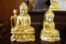 Wat Phra Kaeo (Temple of the Emerald Buddha), Chiang Rai, Thailand