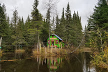 La Vallee Secrete, Saint-Raymond, Canada