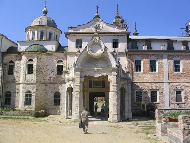 Cloister of St. Andrew