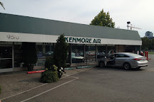 Kenmore Air, Seattle, United States