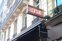 Brentano's, Paris, France