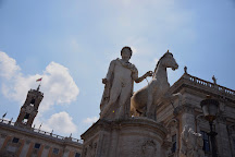 Statua di Polluce, Rome, Italy