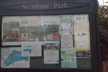 Avenham and Miller Parks, Preston, United Kingdom