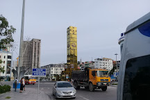 Clock Tower Roundabout, Ha Long, Vietnam