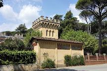 Parco delle Terme di Montecatini, Montecatini Terme, Italy