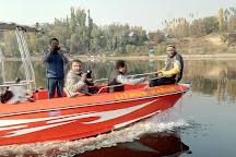 Manasbal Lake, Srinagar, India