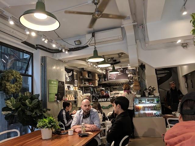 Urban Coffee Roaster at C dou