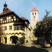 Автобусная станция   Regensburg