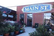 Main St. Antiques and Design Gallery, Mooresville, United States