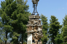The Garden of Heroes, Mesolongion, Greece
