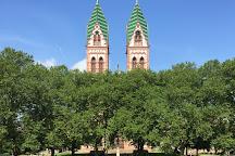 Herz-Jesu-Kirche, Freiburg im Breisgau, Germany
