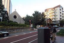 St. Andrews Tokyo, Shibakoen, Japan