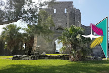 The Unfinished Church, St. George, Bermuda