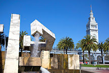 Vaillancourt Fountain, San Francisco, United States