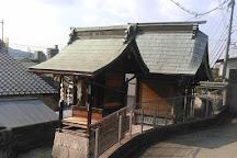 Ko Shrine, Ebisu Shrine, Kaita-cho, Japan
