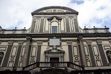 Basilica di San Paolo maggiore, Naples, Italy