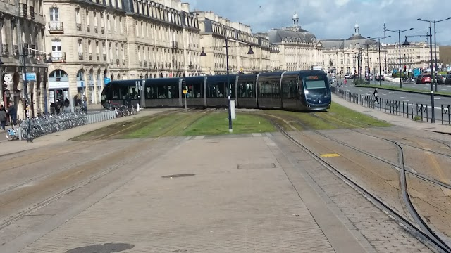Station Porte de Bourgogne