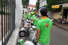 Vietnam Vintage Vespa Tours, Hanoi, Vietnam