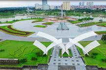 Hoa Binh Park, Hanoi, Vietnam