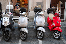 Roma Rent Scooter, Rome, Italy