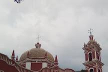 Iglesia Parroquial de San Jose Chiapa, Puebla, Mexico