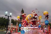 Xetulul Theme Park, Retalhuleu, Guatemala