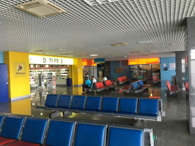 Aeroporto Inter. Nelson Mandela