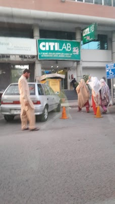 Citi Lab islamabad