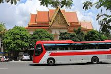 Wat Langka, Phnom Penh, Cambodia