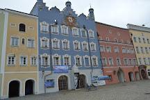 Stadtsaal, Burghausen, Germany